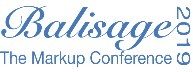 Balisage logo