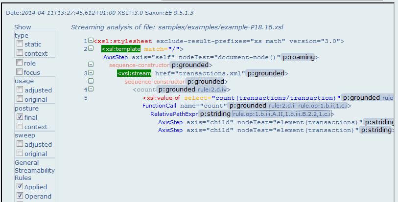 Analysing xslt streamability png image vol13graphicslumley01 maxwellsz