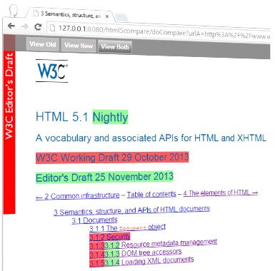 Practical Processing of HTML5 as XML and XML as HTML5